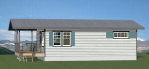 30x20 House 2 Bedroom 1 Bath 600 Sq Ft Pdf Floor Plan Model 2 Ebay
