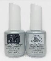 Ibd Just Gel Polish-nail Polish Duo Kit : Base & Top Coat 0.5oz/14ml