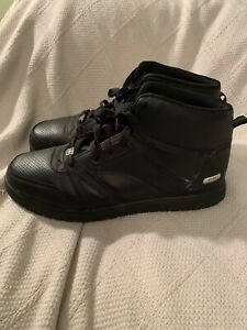 Mens Fubu Midnight Basketball Shoe Men