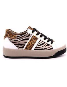 IGI&CO 8172611 sneakers donna pelle animalier