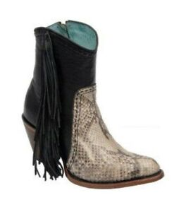 corral ankle booties