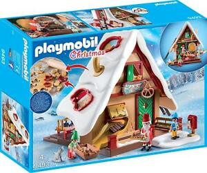 Playmobil Christmas 9493 Christmas Bakery Bakery Cookie Moule Emporte-pièce
