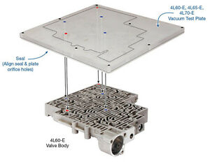 4L60E 4L65E 4L70E 4L80E Transmission Sonnax Checkball 10000-08