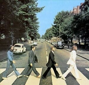 Abbey Road By The Beatles CD Oct 1987 Capitol