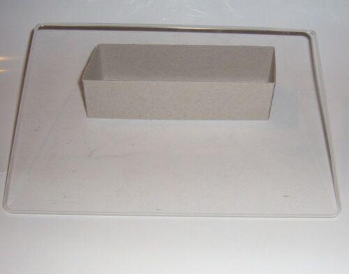top Qualität Deckel aus Acryl für Wiking Sammelkästen Wiking Nr. 240