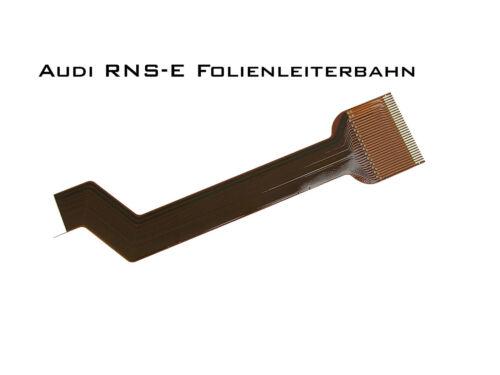 Audi a6 navegación RNS-E cable plano diapositivas cable cable display jefe de diapositivas tren