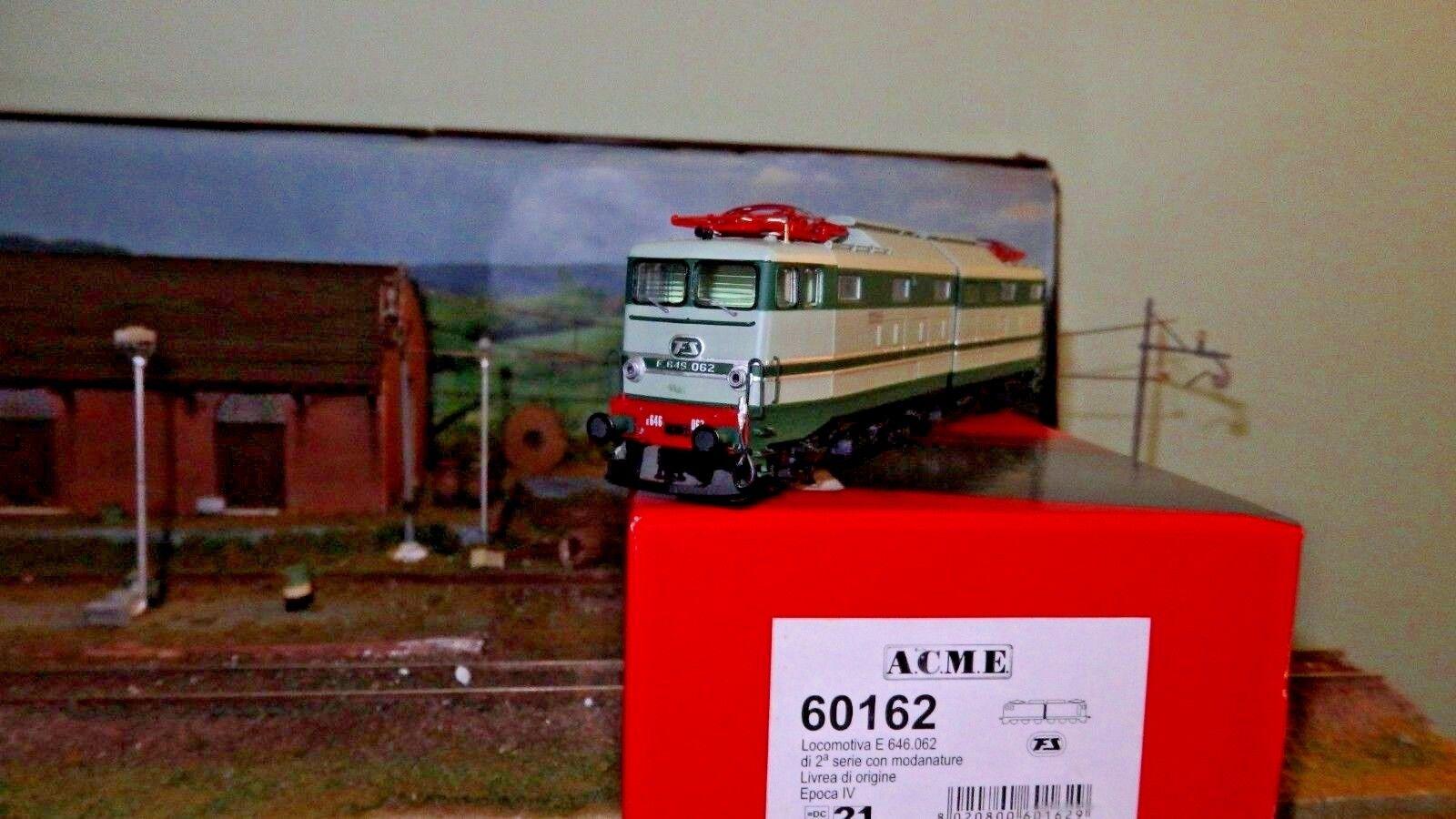 ACME 60162 646 062  II SERIE verde grigio con modanature, scalette larghe, FS