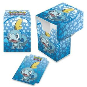 Sobble-Water-2020-ULTRA-PRO-deck-box-CARD-BOX-FOR-POKEMON-CARDS