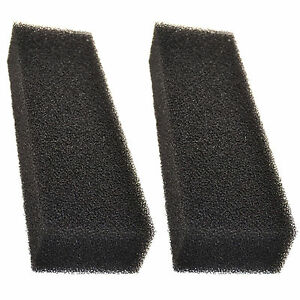 2x-Square-Foam-Aquarium-Filters-for-Coralife-Biocube-29-14-Sump-Modification