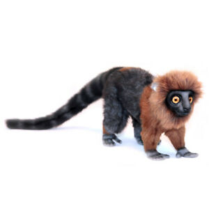 HANSA-IDA-STANDING-MONKEY-REALISTIC-CUTE-SOFT-ANIMAL-PLUSH-TOY-55cm-NEW