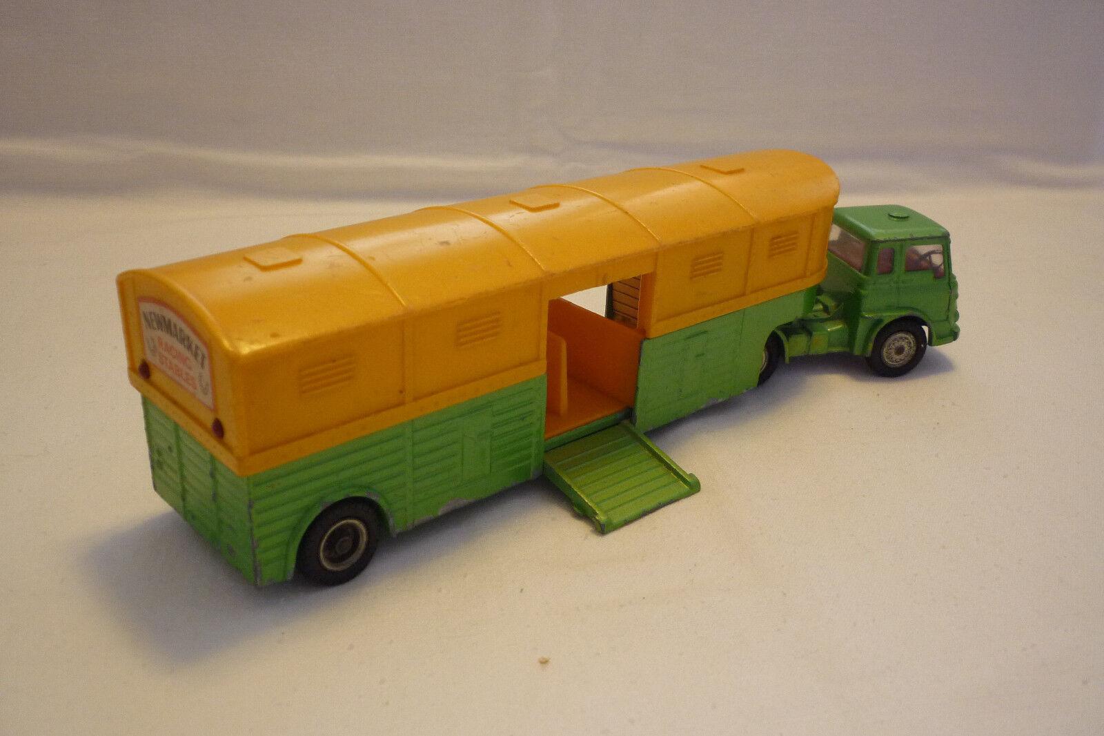 CORGI MAJOR TOYS - Metal Model - Bedford Articulated Articulated Articulated Horse Box - (corgi-t-27) 9f550f