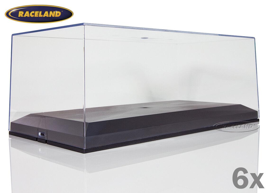 Modèle-vitrine pour 1 18  Modèles, Set avec 6 unités au Prix spécial, RACELAND 1 18  acheter en ligne
