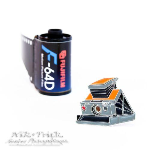 Insignia Pin Esmalte Polaroid SX70 ~ ~ producto de calidad superior