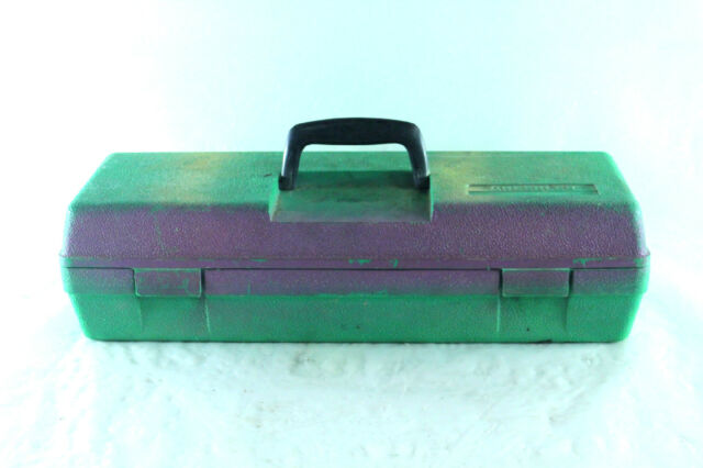 Greenlee 1804 Ratchet Knockout Punch Driver With 10 Dies for sale online