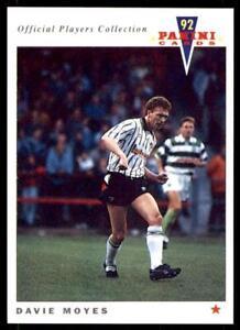 Panini-Spieler-Sammlung-1992-DUNFERMLINE-Athletic-Davie-Moyes-327