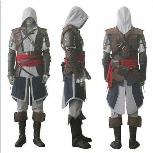 Assassin S Creed Syndicate Jacob Frye Cosplay Costume Men S Outfit