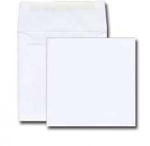BOX OF 250 A-8 ALABASTER White Invitation Announcement Envelopes 5-1//2 x 8-1//8