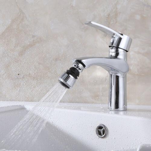 360 ° Rotation Robinet Filtre Robinet Diffuseur Accessoires Cuisine Gadget salle de bains NEUF
