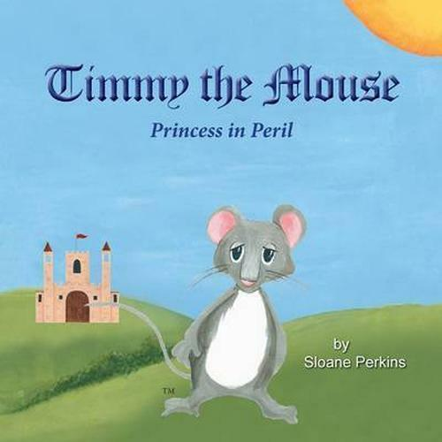 Timmy The Mouse Princess in Peril, Brand New, Free P&P in the UK
