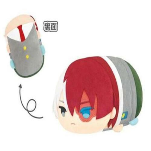 My Hero Academia Bakugo Mascot Stuffed Plush Doll Toy Todoroki Bakugou Xmas Gift
