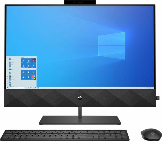 "HP - Pavilion 27"" Touch-Screen All-In-One - Intel Core i7 - 16GB Memory - 512..."