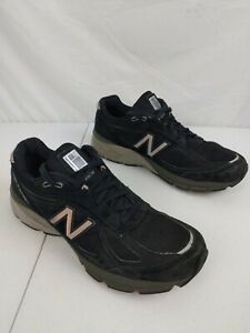 Running Shoes Size 12 AA Black W990BK4