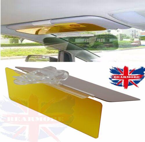 Car Anti-Glare /& Dazzling Goggle Day and Night Vision Driving Mirror Sun Visors