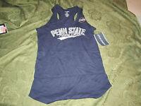 Pro Edge Tank Top T Shirt Sleeveless Penn State College Football Team Sports