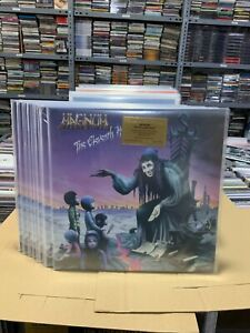 Magnum LP The Eleventh Hour Limited Edition Purple Colour Vinyl