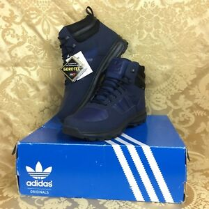 the latest d1772 b684f Image is loading adidas-CHASKER-BOOT-GTX-GORE-TEX-winter-rain-