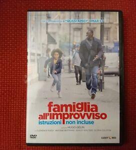 Famiglia-All-039-improvviso-istruzioni-non-incluse-Dvd