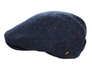 05cf29056ed New Irish Flat Cap 100% Killarney Tweed Made in Ireland Hatman of ...