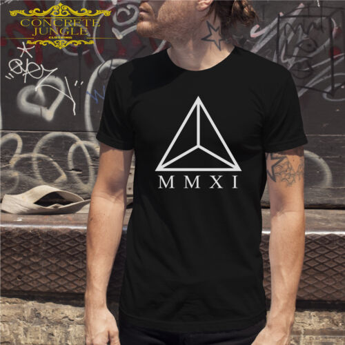 TRIANGLE MMXI T SHIRT HIPSTER SWAG TEE