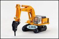 Engineering vehicle / Drilling machine 1:87 Car Model Toy Birthday Xmas Gift