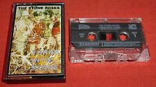 THE STONE ROSES - UK CHROME CASSETTE TAPE - TURNS INTO STONE