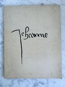 Raoul Mortero Jehanne Elija Nacional de France 1951
