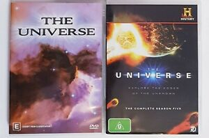 The-Universe-amp-The-Universe-Season-5-DVD-Movie-Region-4-AUS-Free-Postage