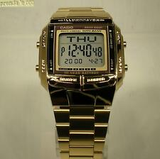 OROLOGIO CASIO COLLECTION DB-360GN-9AEF DATA BANK RESINA CINT ACCIAIO 50349