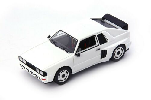Alemania 1985 1//43 autocult Audi Quattro Gr.b Mittelmotor Prototipo Blanco