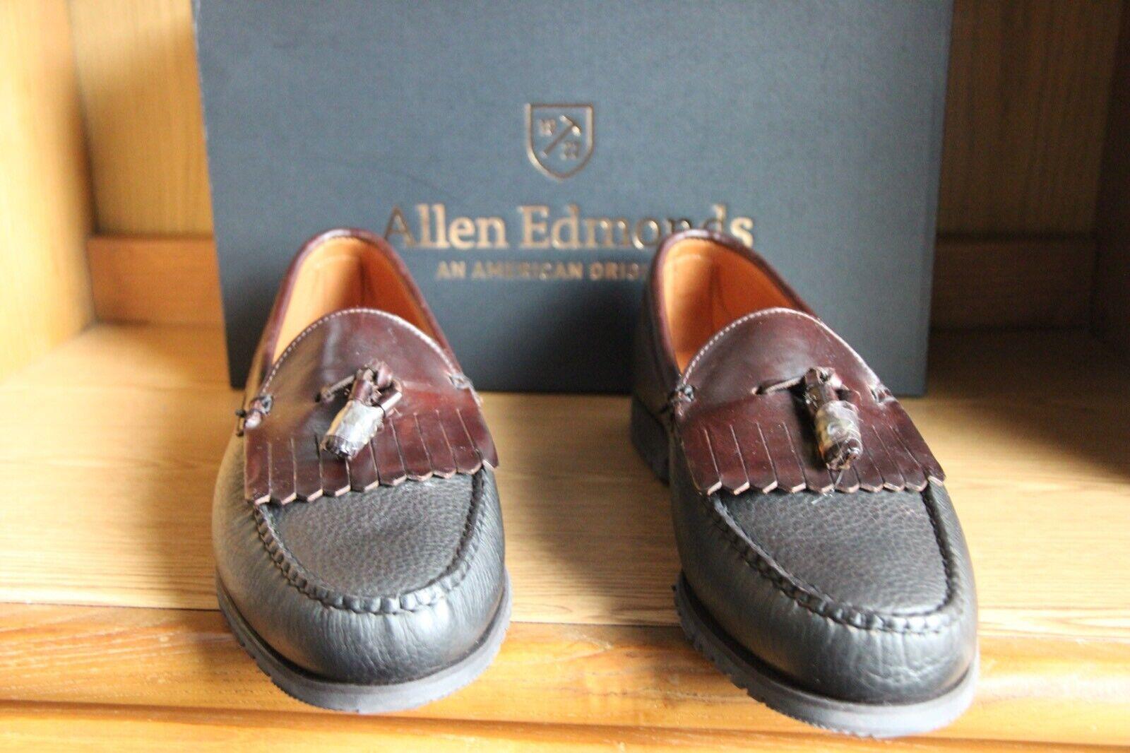 prodotto di qualità Allen Edmonds Amherst Amherst Amherst Loafer Marrone Uomo Dimensione 13   42262  migliore qualità
