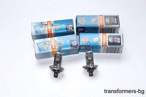 4 x H1 OSRAM HALOGEN H1 12V 55W 64150 /55 w Halogen Autolampe H 1 GLÜHLAMPE Neu.