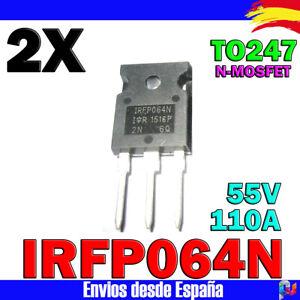 Transistor irfp 064n