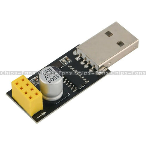 USB to ESP8266 Serial Wireless Module Board Developent ESP-01 Wifi Adapter CH340