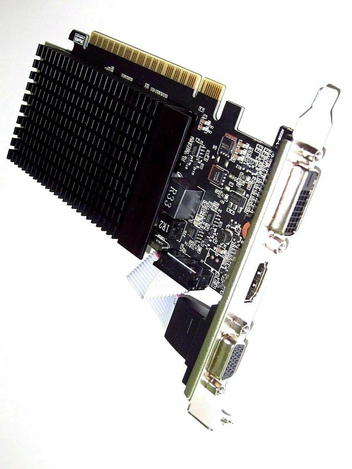 2GB DELL OPTIPLEX Minitower Full Height GPU Video Graphics Card