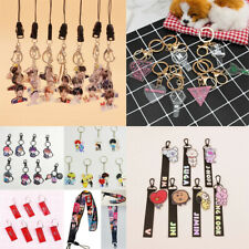 Kpop Bangtan Boys Keychain Doll TATA CHIMMY COOKY Acrylic Pendant Keyring Gift
