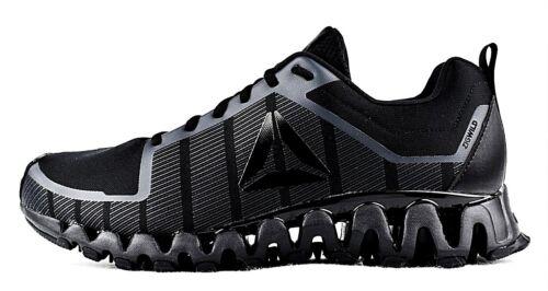 NEW Reebok ZigWild TR 5.0 Men/'s Trail Running Shoes Black Coal Ash Grey