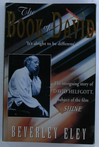 1 of 1 - #AT, Beverley Eley THE BOOK OF DAVID, SC AC