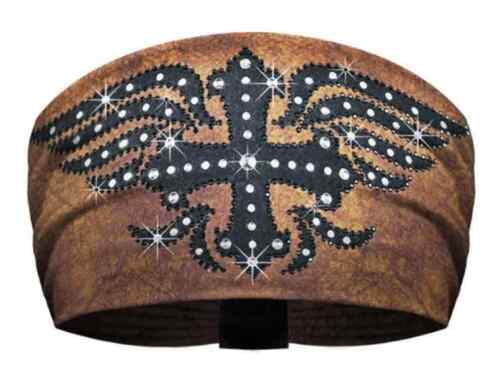 Midnight Embellished Cowboy Brown KB2321 That/'s A Wrap Women/'s Knotty Band