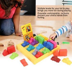 Gravity-Logic-Maze-Marble-Run-Logikspiel-Toy-Reasoning-Skill-Toy-ab-3-Jahren