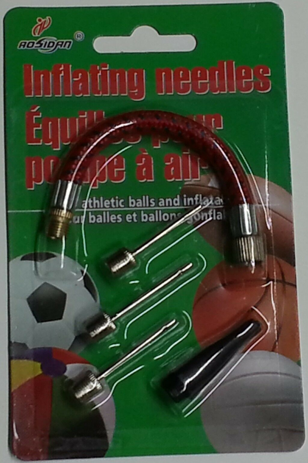 Free Postage For inflating and athletics ball Inflating Needles 5pc